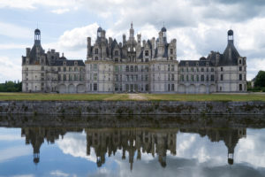 2015. Chateaux Chambord. France.